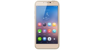 Intex Cloud 4G Star Front Champagne