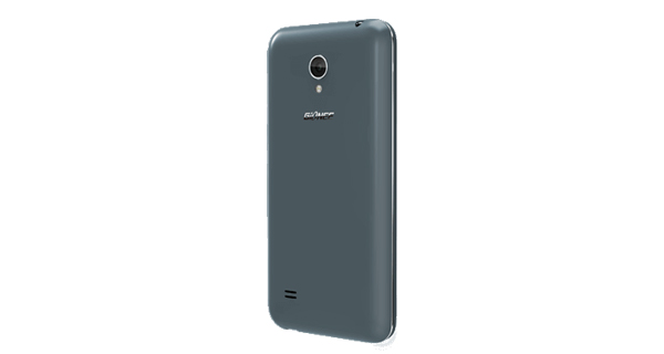 Gionee Pioneer P3S Back View
