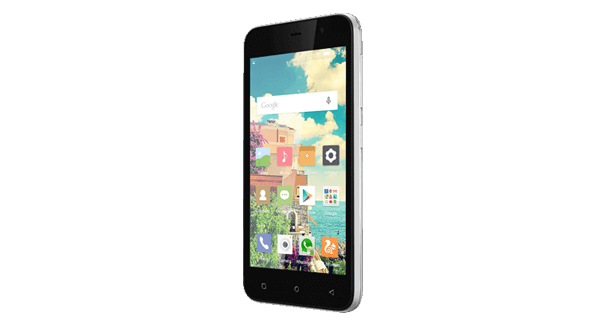 Gionee Pioneer P3S Front View