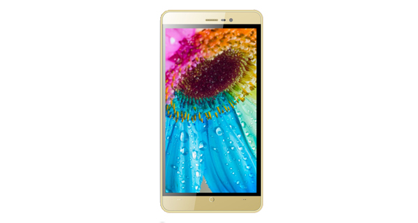 Intex Aqua Power II Front View