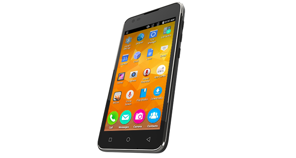 Micromax Canvas Blaze 4G Q400 Front View