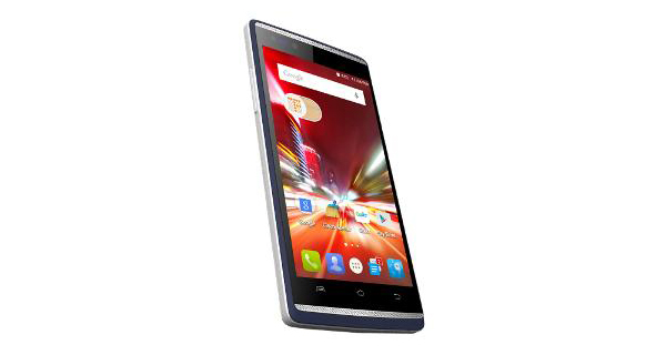 Micromax Canvas Fire 4G Front View