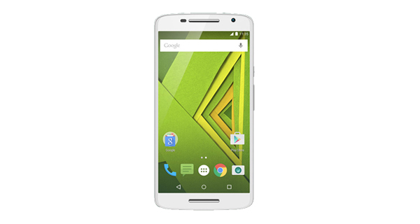 Motorola Moto X Play Front View