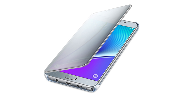 Samsung Galaxy Note 5 FlipCover View