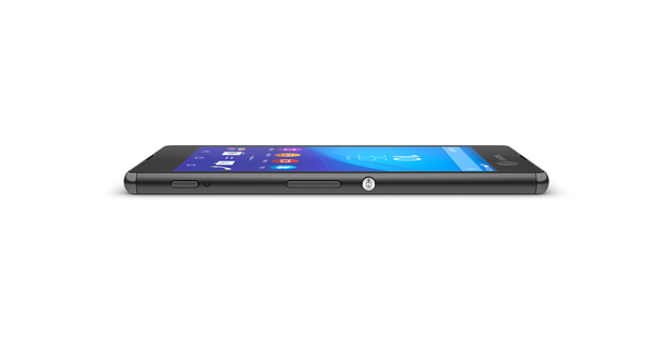 Sony Xperia M5 Dual Side View