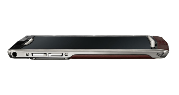 Vertu Signature Touch 2015 Top View