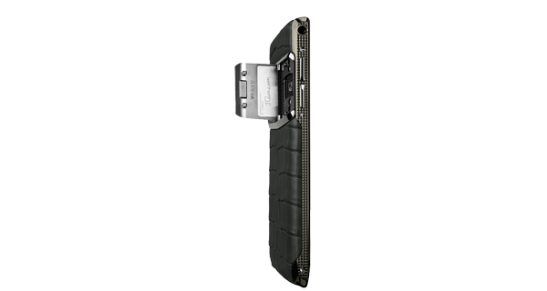 Vertu Signature Touch Back and Side View