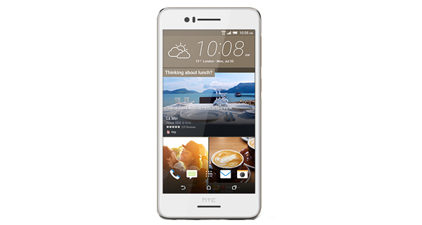HTC Desire 728G Dual Sim Front View