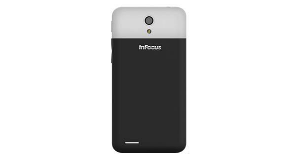 Infocus M260 Back View