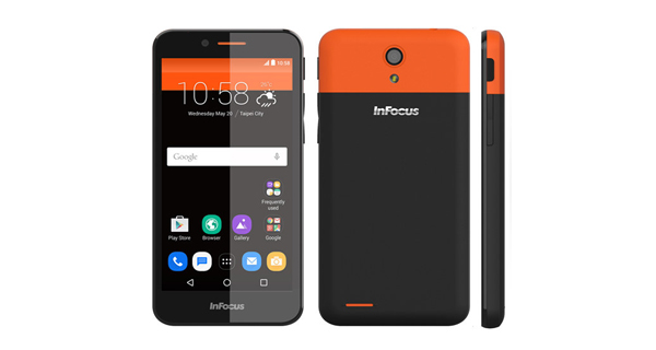 InFocus M260 with 1GB RAM, Android Lollipop launched in India for Rs. 3999