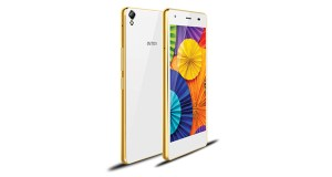Intex Aqua Ace Side View Front and Back View