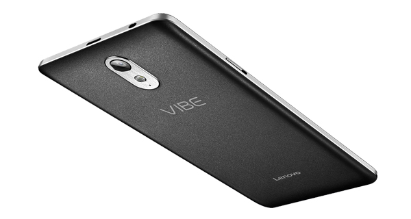 Lenovo VIBE P1m Side and Back View