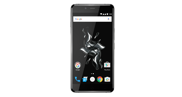 OnePlus X Front View