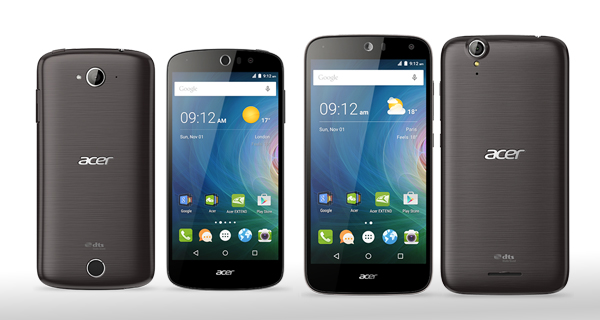 Acer Liquid Z630s and Liquid Z530 launched for Rs. 10999 and Rs. 6999 respectively on Flipkart