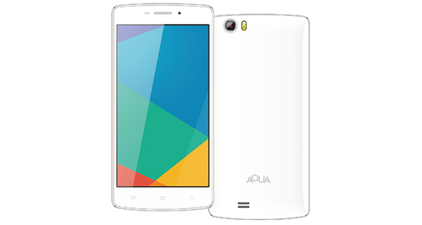 Aqua HD Plus front-back-white