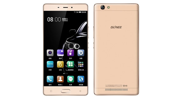 Gionee announces M5 Plus and M5 Enjoy featuring massive battery and Fingerprint sensor