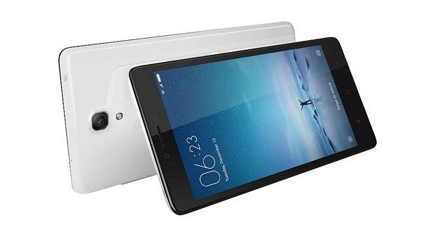 Xiaomi Redmi Note Prime Front