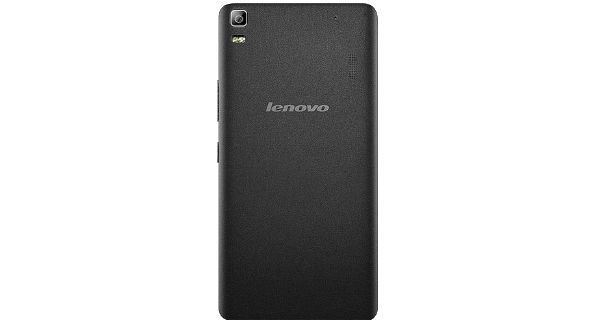 Lenovo A7000 Turbo Back