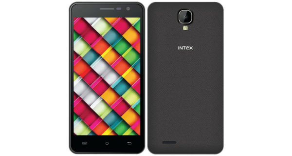 Intex launches Cloud Crystal 2.5D with 3GB RAM, 4G LTE for Rs. 6899