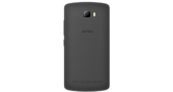 Intex Cloud Gem Plus Back