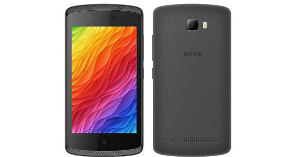 Intex Cloud Gem Plus Front and Back