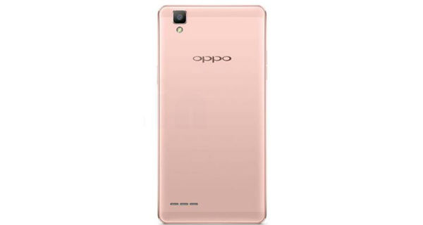 Oppo F1 Limited Edition Back