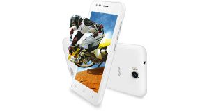 Intex Aqua 4.5 Pro Front and Back