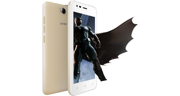 Intex Aqua 45 Pro Side View
