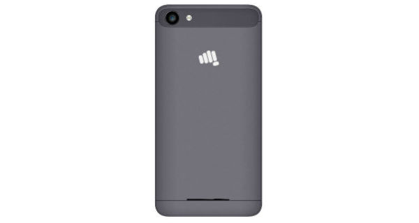 Micromax Canvas Spark 2 Plus Back