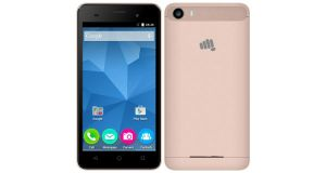 Micromax Canvas Spark 2 Plus Front and Back
