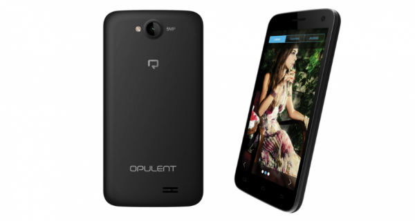 Reach Opulent with HD display, 1GB RAM launched at Rs. 3599