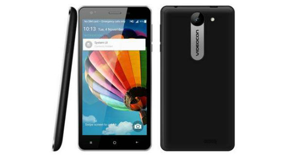 Videocon Krypton V50DA, Krypton V50DC Launched in India; Price starts at 5999