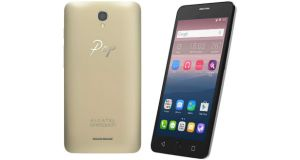 Alcatel Pop Star Front and Back