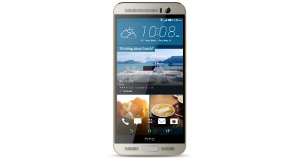 HTC One M9 Prime Camera Edition Front