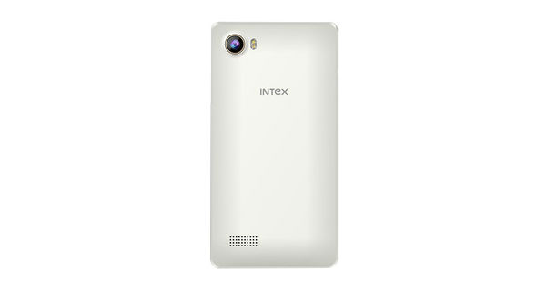 Intex Aqua Joy Back