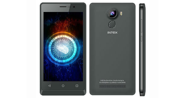 Intex Aqua Secure Overall