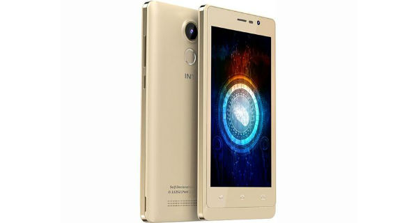 Intex Aqua Secure Launched – Price, Specifications and Features
