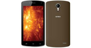 Intex Cloud Fame Front and Back