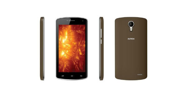 Intex Cloud Fame Overall