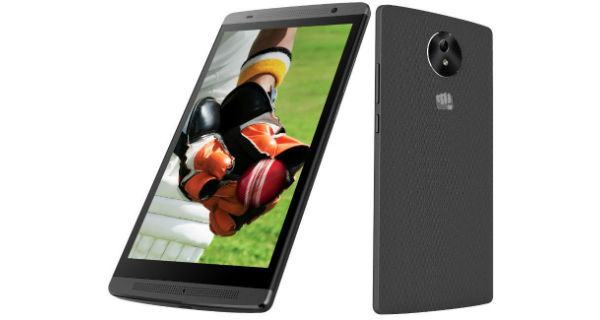 Micromax launches Canvas Mega 2 with 6 inch display at Rs. 7999