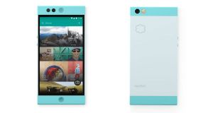 Nextbit Robin Front and Back