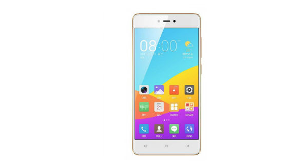 Gionee F103 Front