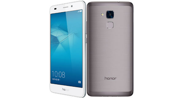 Huawei Honor 5C Front and Back