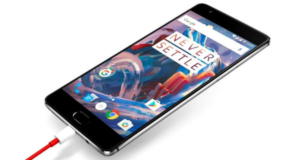 OnePlus 3 Front