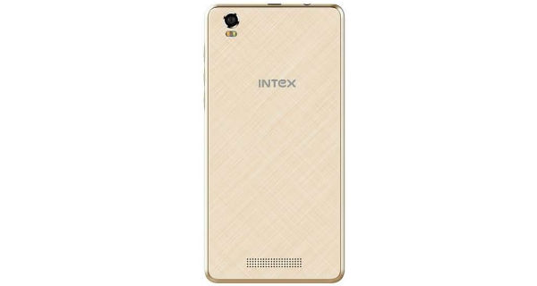 Intex Aqua Power 4G Back