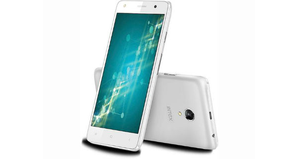 Intex Aqua Pride Launched – Price, Specifications and Features