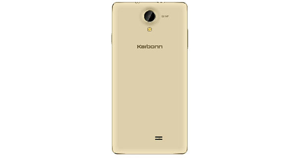Karbonn Fashion Eye Back