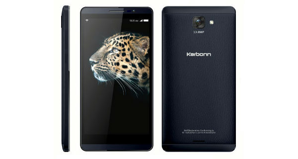 Karbonn Quattro L55 HD with free VR headset launched in India for Rs. 9990
