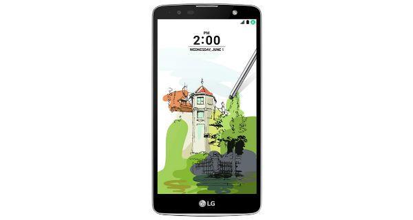 LG Stylus 2 Plus Front
