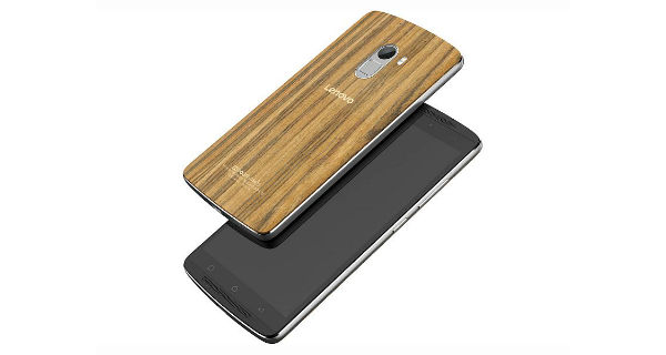 Lenovo Vibe K4 Note Wooden limited edition can be yours for Rs. 11,499